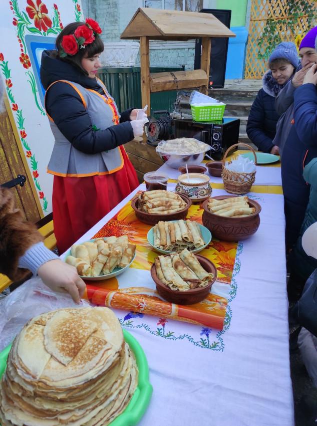 Альбом: Провели свято Масляної у селі Тавільжанка