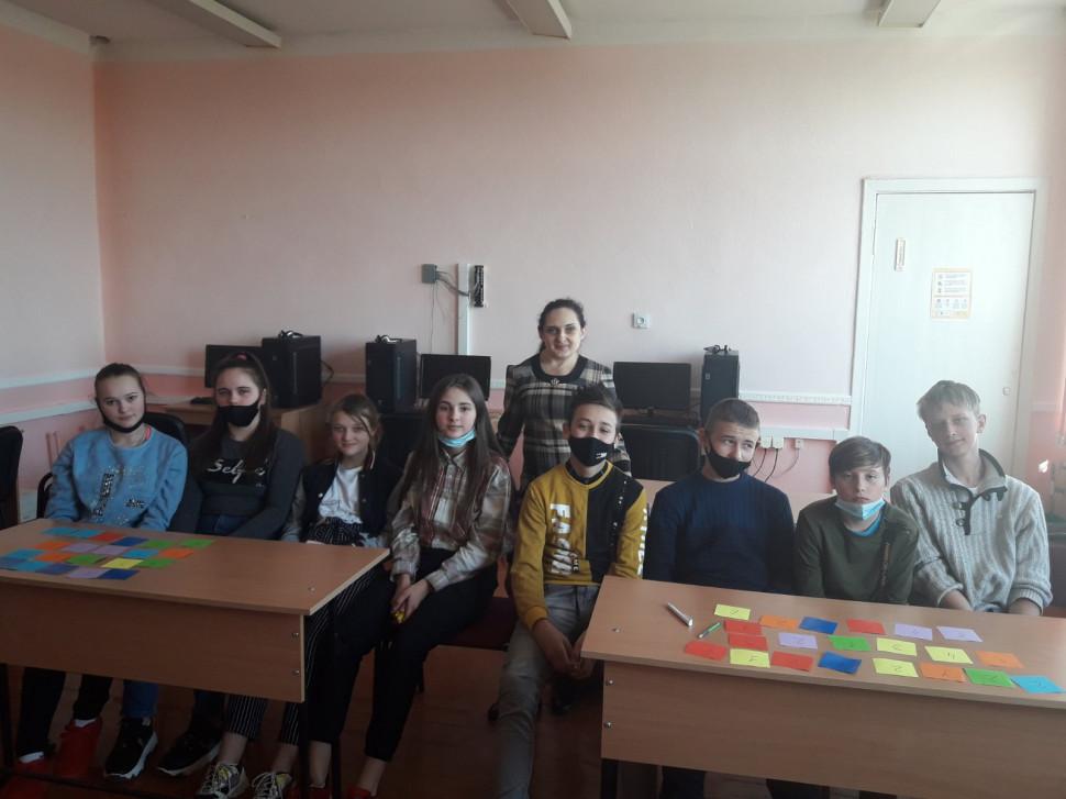 Альбом: Ось і завершився Всеукраїнський тиждень дитячого читання