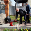 Альбом: Мітинг-реквієм до Дня пам'яті аварії на Чорнобильській АЕС