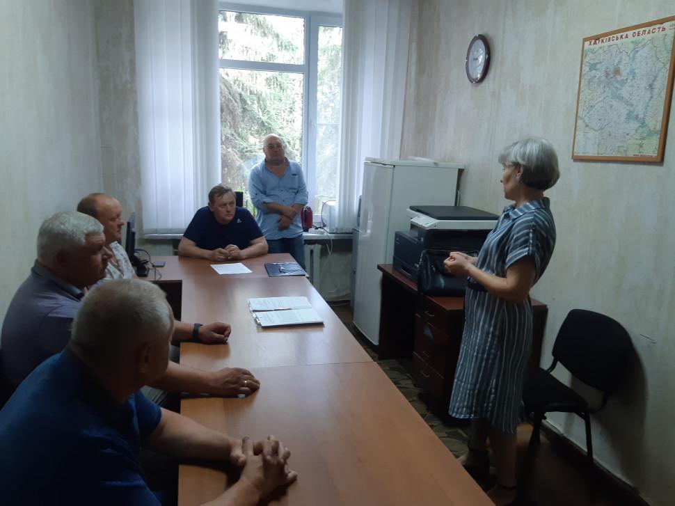 Альбом: Проведено засідання постійних комісій селищної ради