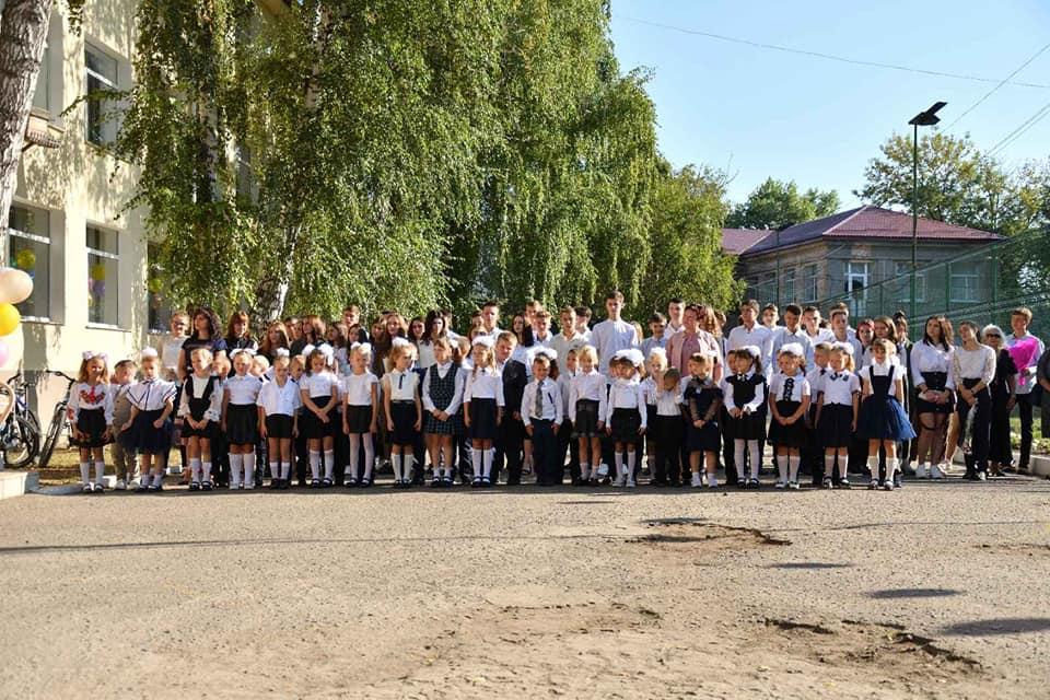 """Альбом: На Дворічанщині святкували """"День знань"""""""