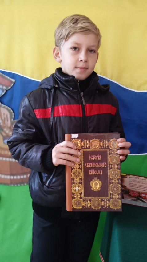 Альбом: Захід з нагоди свята Покрови, українського козацтва і Захисників і захисниць України